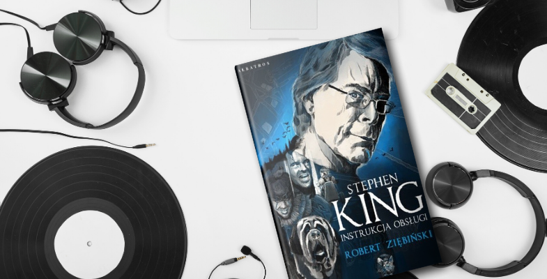 Stephen King. Instrukcja obsługi - posłuchaj na Spotify