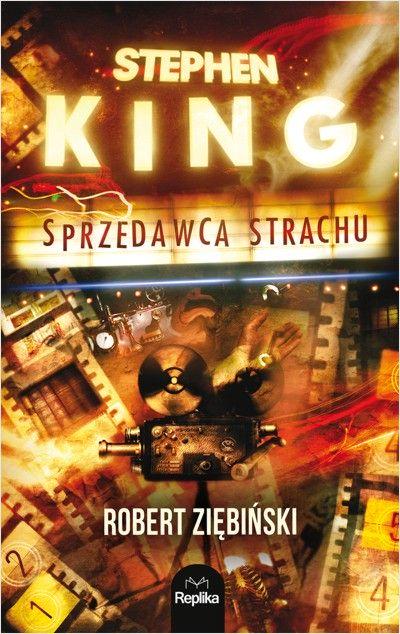 Sprzedawca strachu - Robert Ziębiński
