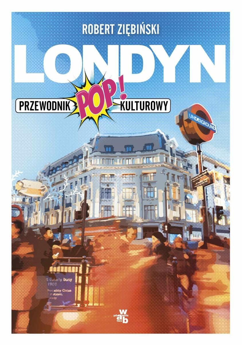 Londyn - Robert Ziębiński