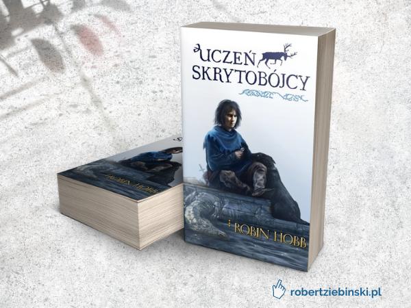 Wywiad z Robin Hobb - Uczeń skrytobójcy